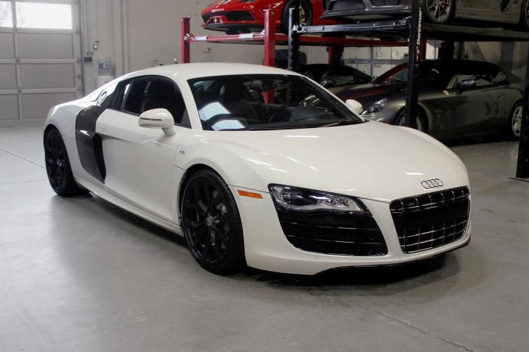 Used 2011 Audi R8 V10 5.2 quattro for sale Sold at San Francisco Sports Cars in San Carlos CA 94070 1