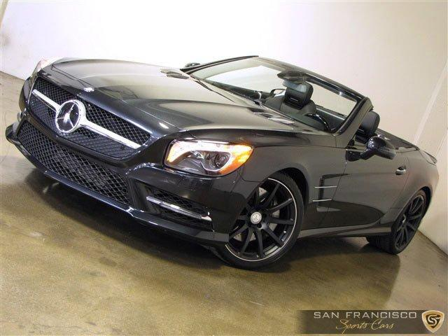 Used 2013 Mercedes-Benz SL550 for sale Sold at San Francisco Sports Cars in San Carlos CA 94070 2