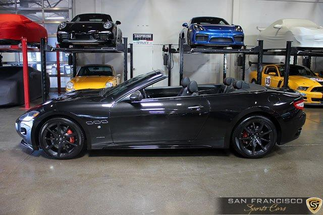 Used 2012 Maserati GranTurismo for sale Sold at San Francisco Sports Cars in San Carlos CA 94070 3