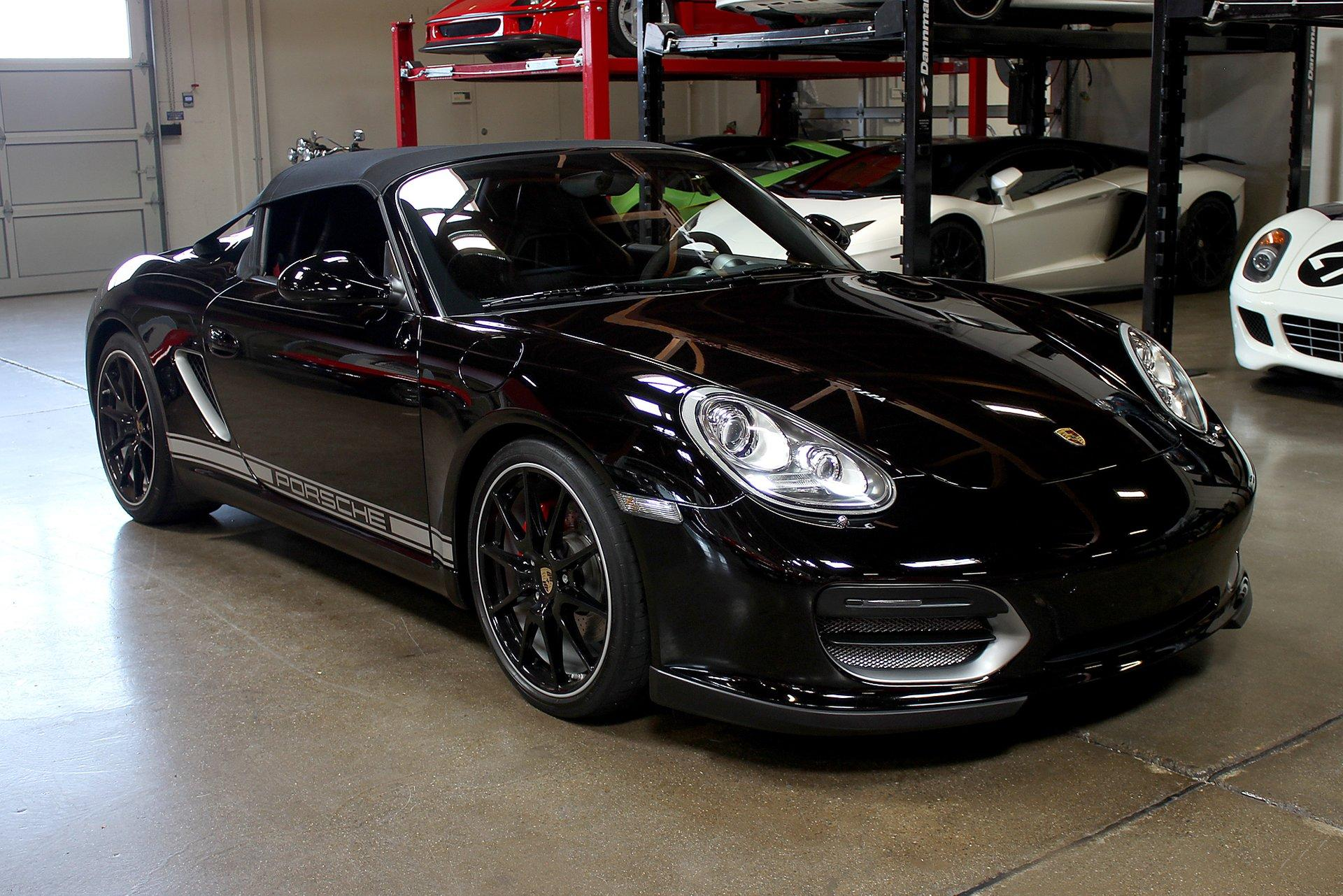 Used 2012 Porsche Boxster for sale Sold at San Francisco Sports Cars in San Carlos CA 94070 1