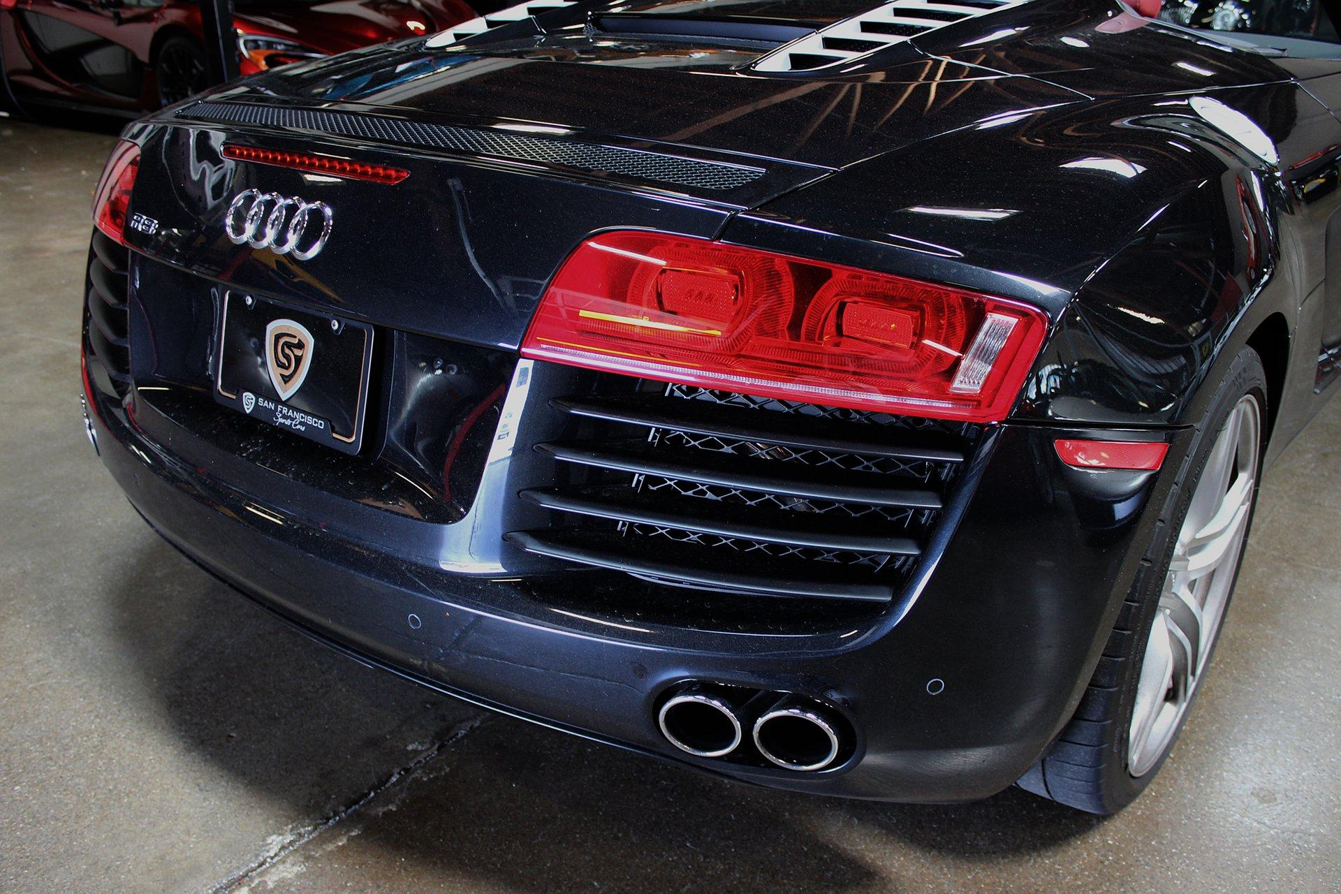 Used 2012 Audi R8 For Sale Special Pricing San