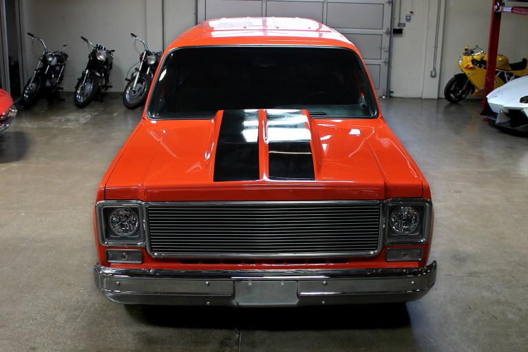 Used 1973 Chevrolet Suburban for sale Sold at San Francisco Sports Cars in San Carlos CA 94070 3