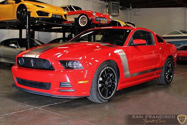 Used 2013 Ford Mustang Boss 302 for sale Sold at San Francisco Sports Cars in San Carlos CA 94070 2