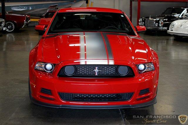 Used 2013 Ford Mustang Boss 302 for sale Sold at San Francisco Sports Cars in San Carlos CA 94070 1
