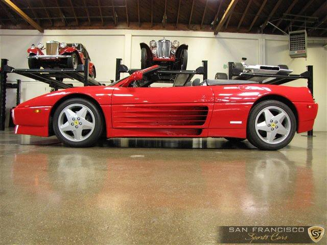 Used 1994 Ferrari 348 Spider for sale Sold at San Francisco Sports Cars in San Carlos CA 94070 3