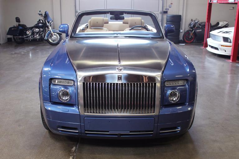 Used 2010 Rolls-Royce Phantom for sale Sold at San Francisco Sports Cars in San Carlos CA 94070 2