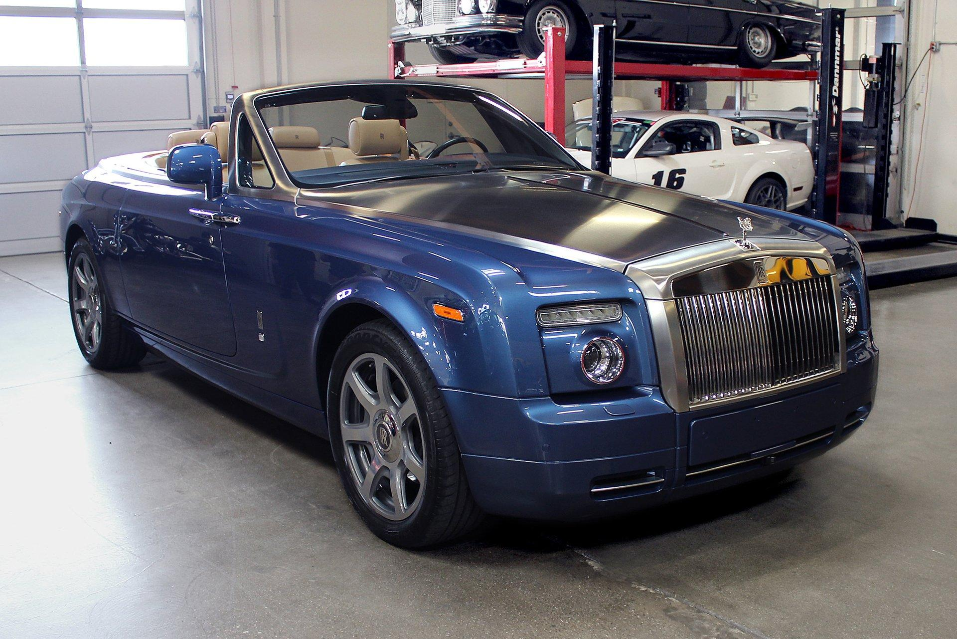 Used 2010 Rolls-Royce Phantom for sale Sold at San Francisco Sports Cars in San Carlos CA 94070 1