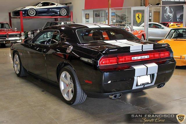 Used 2012 Dodge Challenger SRT8 for sale Sold at San Francisco Sports Cars in San Carlos CA 94070 4