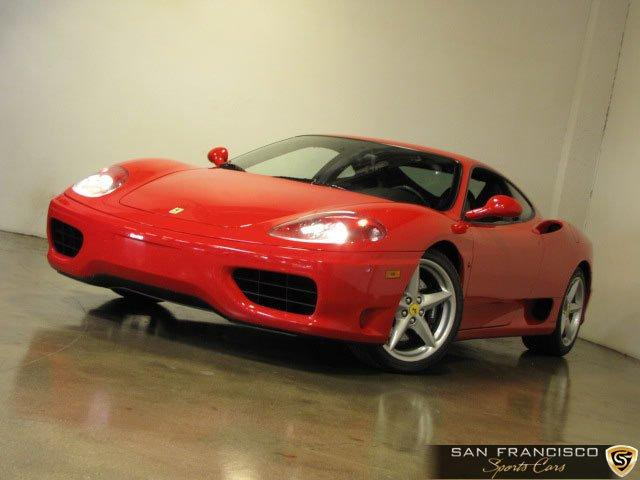 Used 2000 Ferrari 360 Modena for sale Sold at San Francisco Sports Cars in San Carlos CA 94070 2