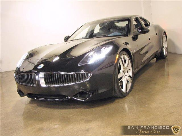 Used 0 2012 Fisker Karma EcoChic for sale Sold at San Francisco Sports Cars in San Carlos CA 94070 2