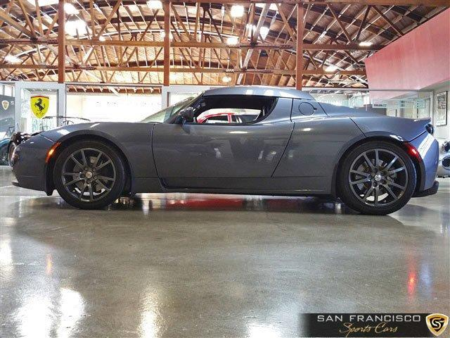 Used 2008 Tesla Roadster 1.5 for sale Sold at San Francisco Sports Cars in San Carlos CA 94070 3