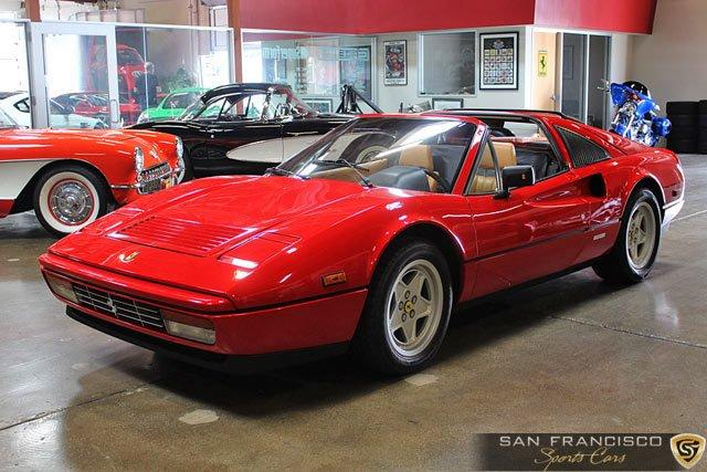 Used 1987 Ferrari 328 GTS for sale Sold at San Francisco Sports Cars in San Carlos CA 94070 1