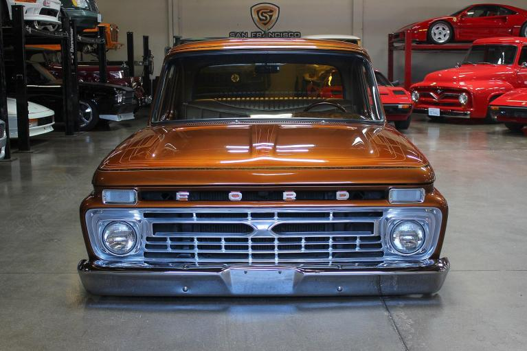 Used 1965 Ford F250 for sale Sold at San Francisco Sports Cars in San Carlos CA 94070 2