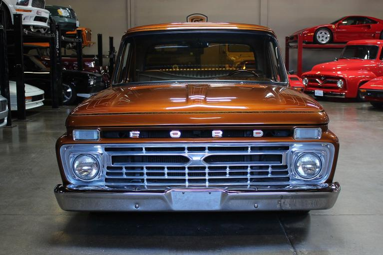 Used 1965 Ford F250 for sale Sold at San Francisco Sports Cars in San Carlos CA 94070 3