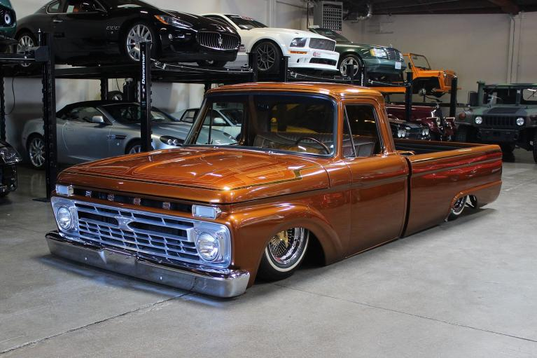 Used 1965 Ford F250 for sale Sold at San Francisco Sports Cars in San Carlos CA 94070 4