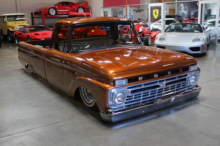 Used 1965 Ford F250 for sale $29,995 at San Francisco Sports Cars in San Carlos CA