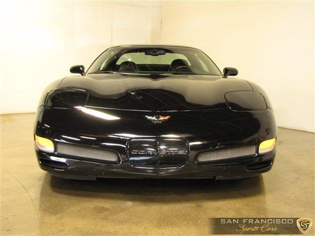Used 2002 Chevrolet Corvette Z06 for sale Sold at San Francisco Sports Cars in San Carlos CA 94070 1