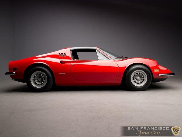 Used 1974 Ferrari 246 GTS Dino for sale Sold at San Francisco Sports Cars in San Carlos CA 94070 3