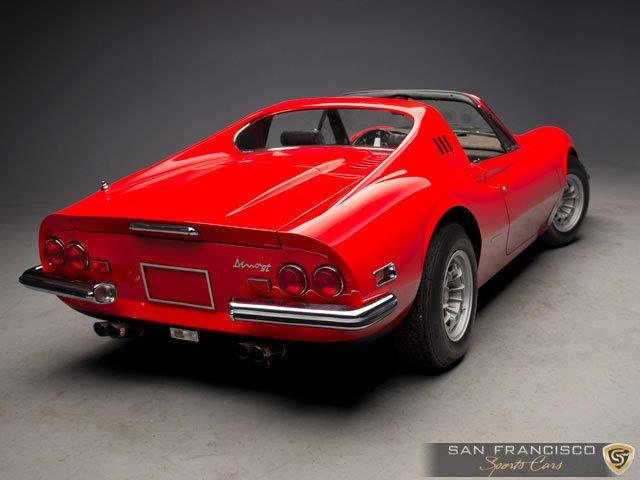 Used 1974 Ferrari 246 GTS Dino for sale Sold at San Francisco Sports Cars in San Carlos CA 94070 4