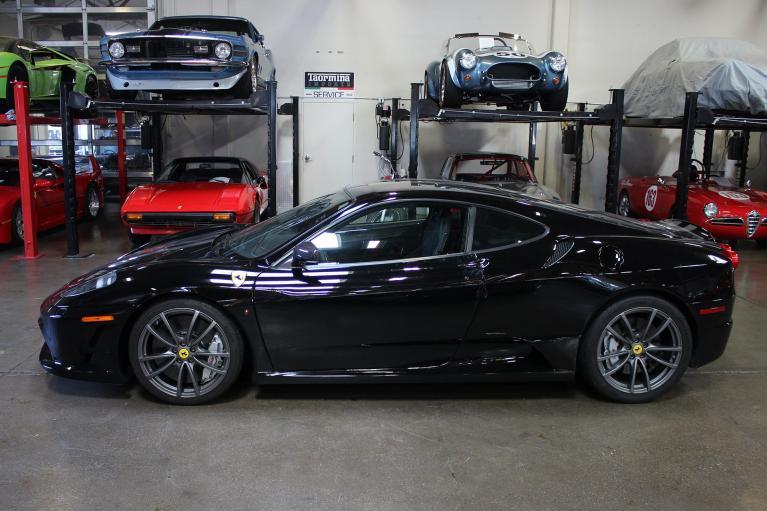 Used 2008 Ferrari 430 Scuderia for sale Sold at San Francisco Sports Cars in San Carlos CA 94070 4