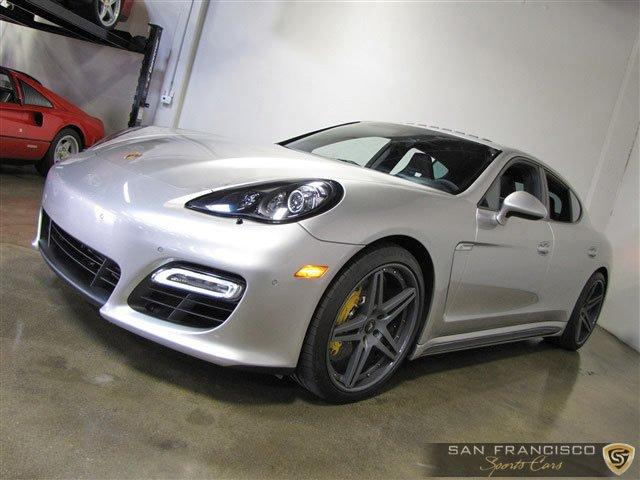Used 2013 Porsche Panamera GTS for sale Sold at San Francisco Sports Cars in San Carlos CA 94070 2