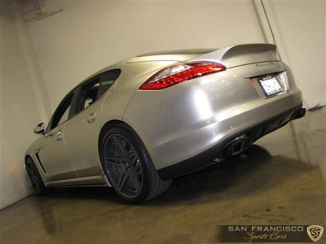 Used 2013 Porsche Panamera GTS for sale Sold at San Francisco Sports Cars in San Carlos CA 94070 4