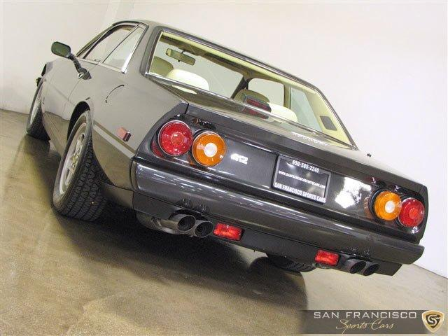 Used 1986 Ferrari 412 for sale Sold at San Francisco Sports Cars in San Carlos CA 94070 4