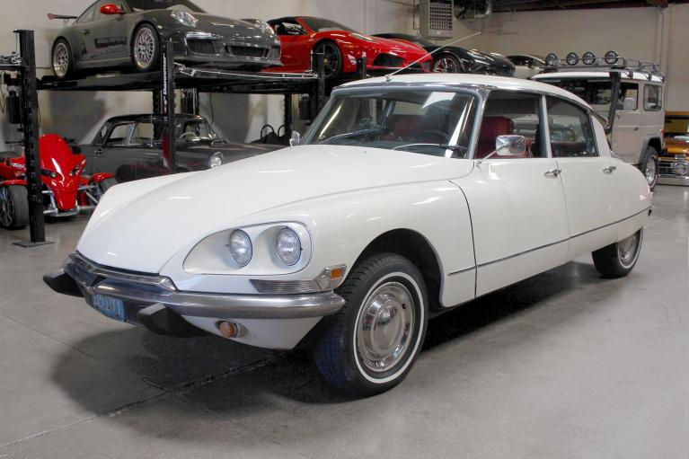 Used 1971 Citroen DS21 for sale Sold at San Francisco Sports Cars in San Carlos CA 94070 3