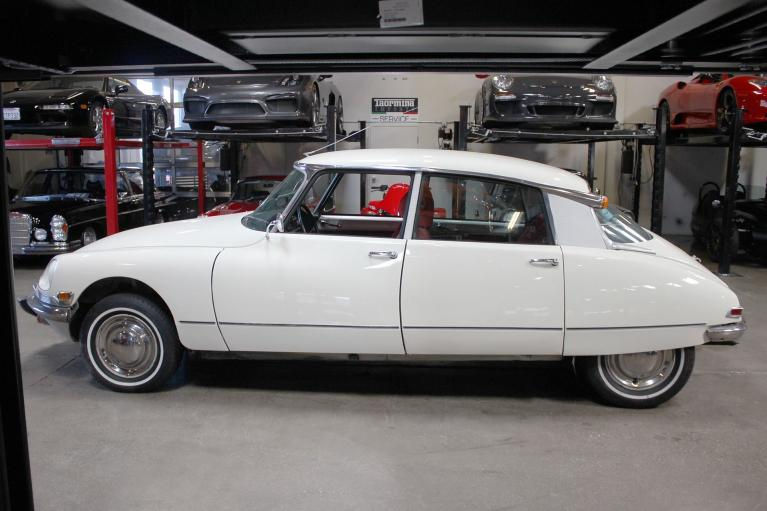 Used 1971 Citroen DS21 for sale Sold at San Francisco Sports Cars in San Carlos CA 94070 4