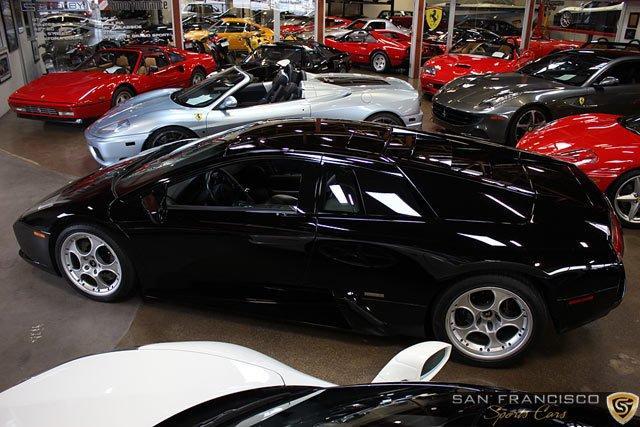 Used 2003 Lamborghini Murcielago for sale Sold at San Francisco Sports Cars in San Carlos CA 94070 3