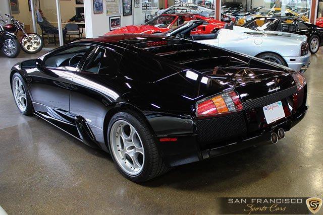 Used 2003 Lamborghini Murcielago for sale Sold at San Francisco Sports Cars in San Carlos CA 94070 4
