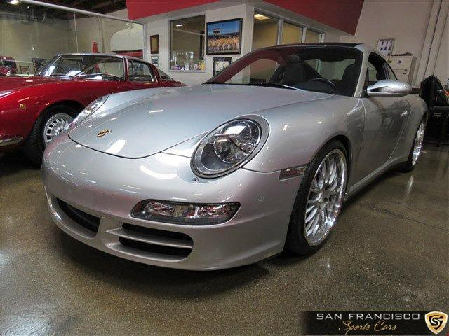 Used 2007 Porsche 911 Targa 4 for sale Sold at San Francisco Sports Cars in San Carlos CA 94070 2