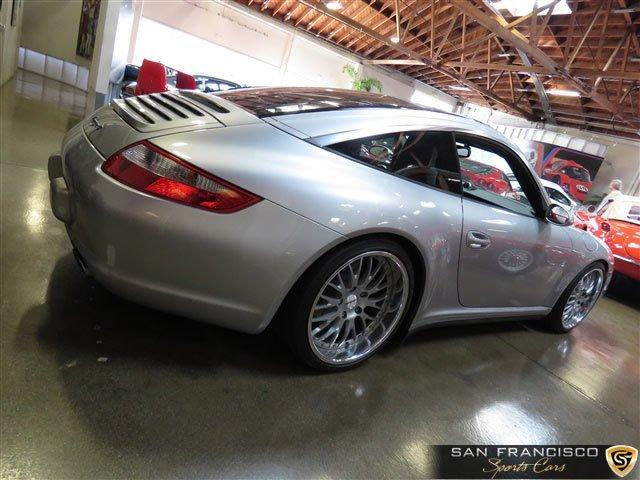 Used 2007 Porsche 911 Targa 4 for sale Sold at San Francisco Sports Cars in San Carlos CA 94070 4