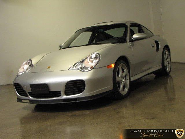 Used 2003 Porsche 911 X50 Turbo for sale Sold at San Francisco Sports Cars in San Carlos CA 94070 2