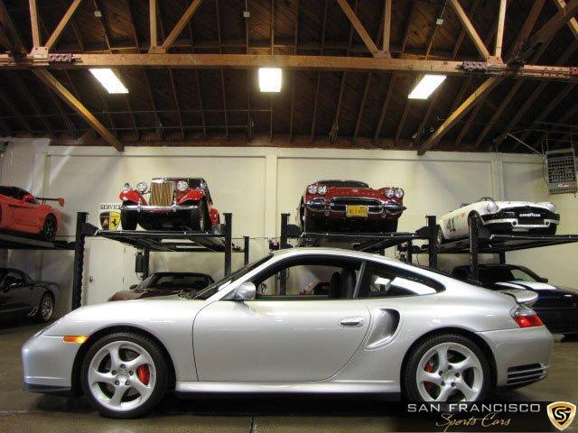 Used 2003 Porsche 911 X50 Turbo for sale Sold at San Francisco Sports Cars in San Carlos CA 94070 3