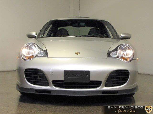 Used 2003 Porsche 911 X50 Turbo for sale Sold at San Francisco Sports Cars in San Carlos CA 94070 1