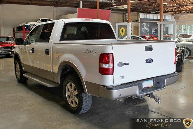 Used 2006 Ford F150 King Ranch for sale Sold at San Francisco Sports Cars in San Carlos CA 94070 4