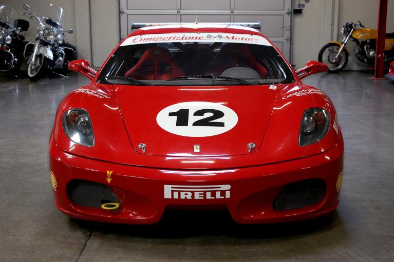 Used 2006 Ferrari F430 Challenge for sale Sold at San Francisco Sports Cars in San Carlos CA 94070 2