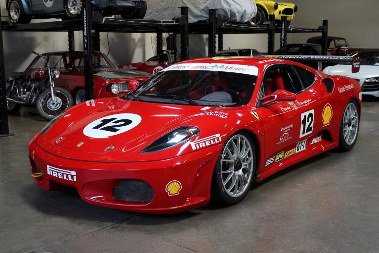 Used 2006 Ferrari F430 Challenge for sale Sold at San Francisco Sports Cars in San Carlos CA 94070 3