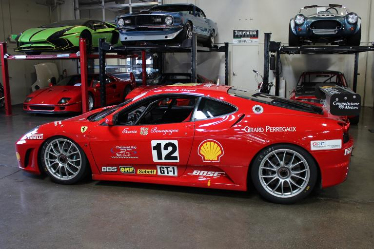 Used 2006 Ferrari F430 Challenge for sale Sold at San Francisco Sports Cars in San Carlos CA 94070 4