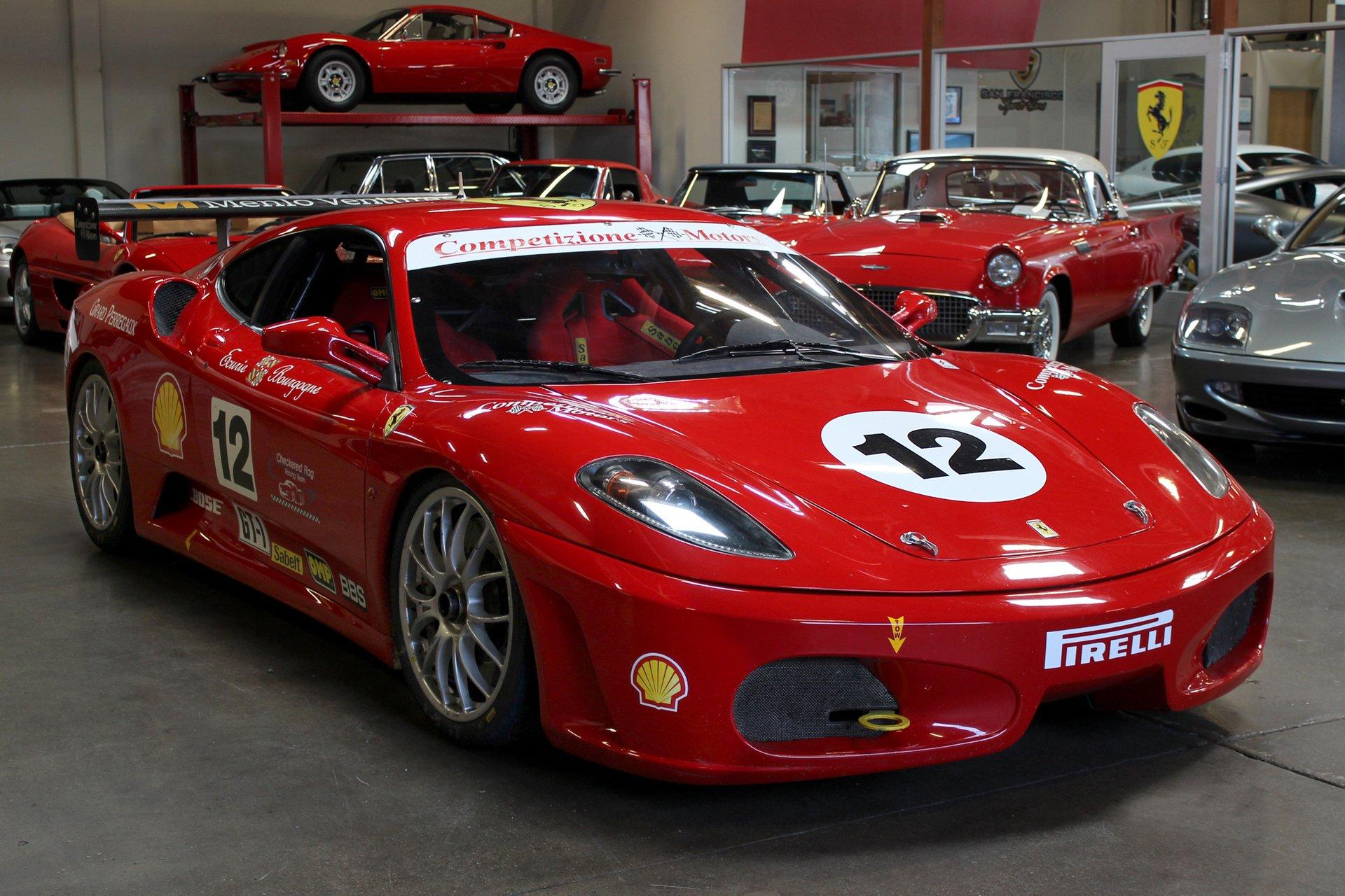 Used 2006 Ferrari F430 Challenge For Sale Special Pricing San Francisco Sports Cars Stock C18007