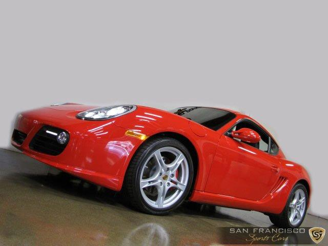Used 2009 Porsche Cayman S for sale Sold at San Francisco Sports Cars in San Carlos CA 94070 2