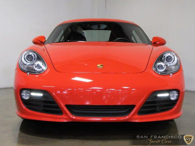 Used 2009 Porsche Cayman S for sale Sold at San Francisco Sports Cars in San Carlos CA 94070 1