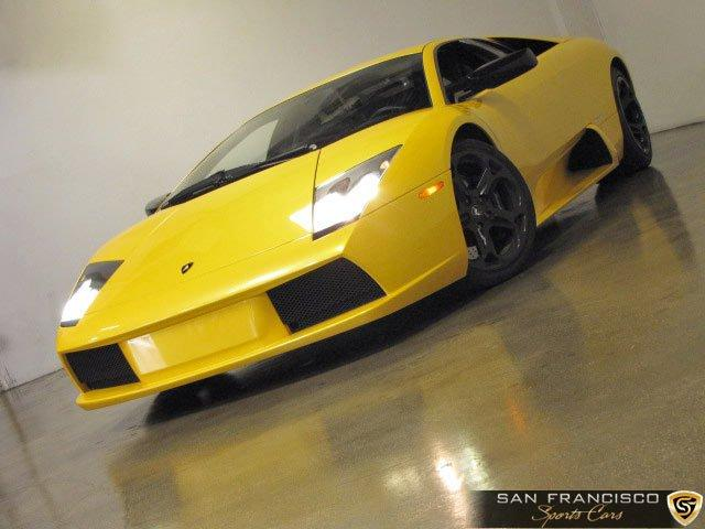 Used 2004 Lamborghini Murcielago for sale Sold at San Francisco Sports Cars in San Carlos CA 94070 2