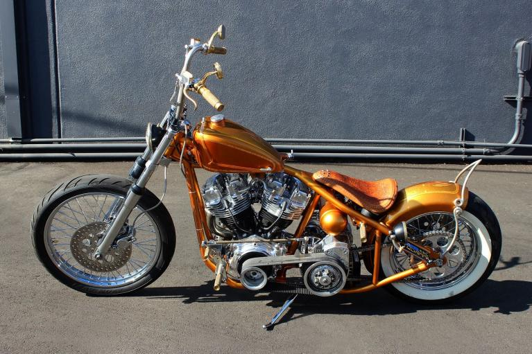 Used 1974 Harley-Davidson SHOVELHEAD for sale Sold at San Francisco Sports Cars in San Carlos CA 94070 3
