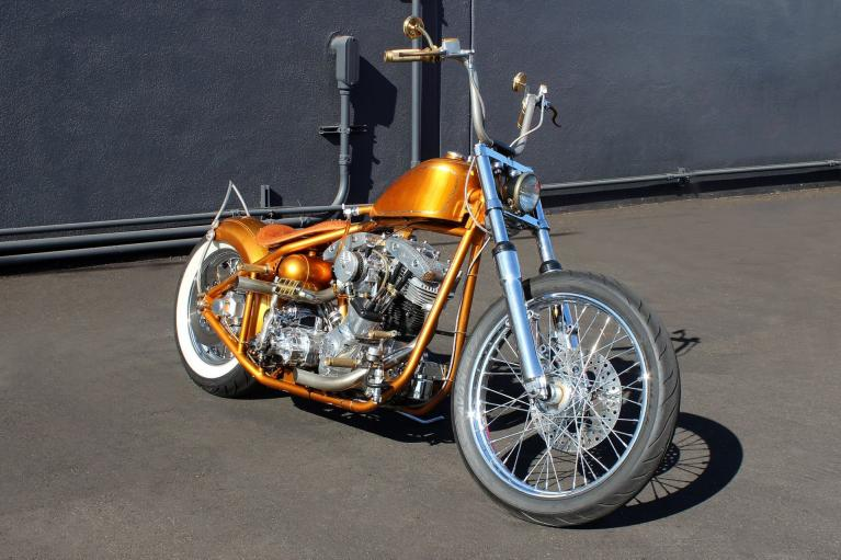 Used 1974 Harley-Davidson SHOVELHEAD for sale Sold at San Francisco Sports Cars in San Carlos CA 94070 1