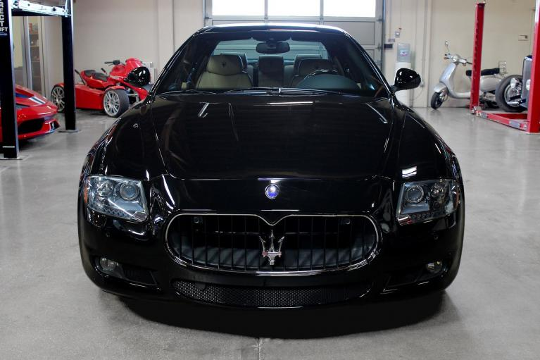 Used 2012 Maserati Quattroporte S S for sale Sold at San Francisco Sports Cars in San Carlos CA 94070 2