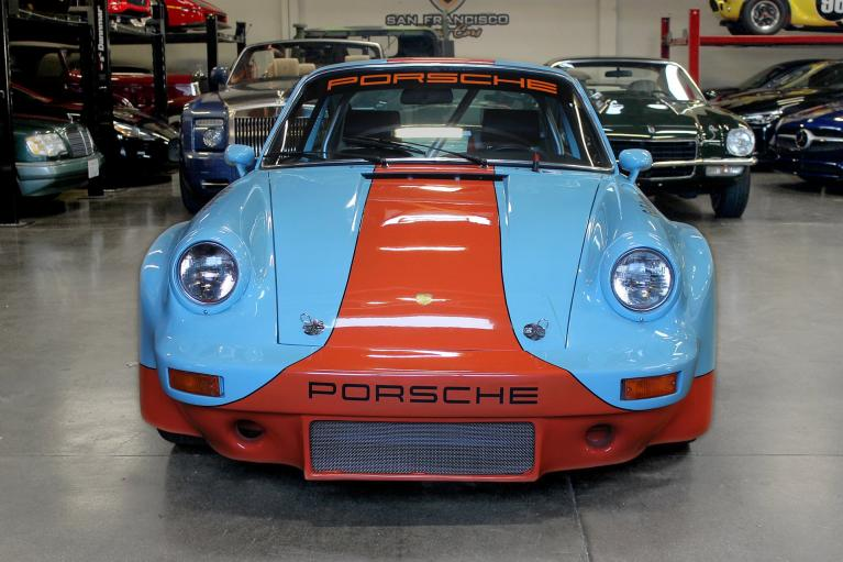 Used 1971 Porsche 911T for sale Sold at San Francisco Sports Cars in San Carlos CA 94070 2