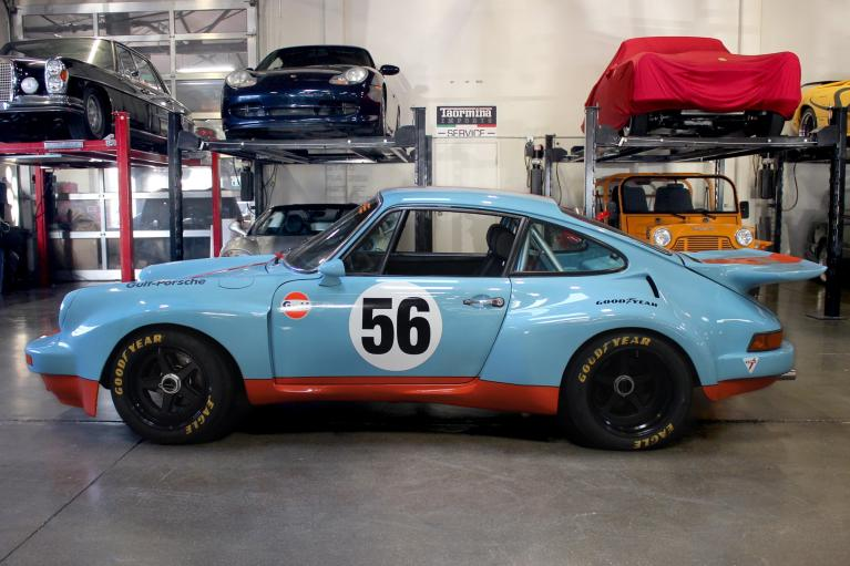 Used 1971 Porsche 911T for sale Sold at San Francisco Sports Cars in San Carlos CA 94070 4