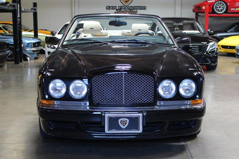 Used 2003 Bentley Azure for sale Sold at San Francisco Sports Cars in San Carlos CA 94070 2